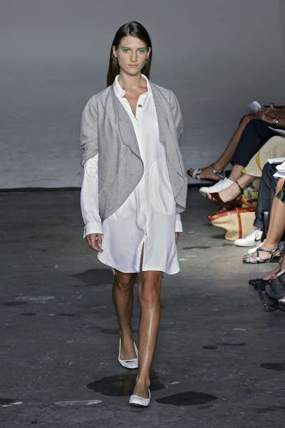 Zero + Maria Cornejo at New York Spring 2008