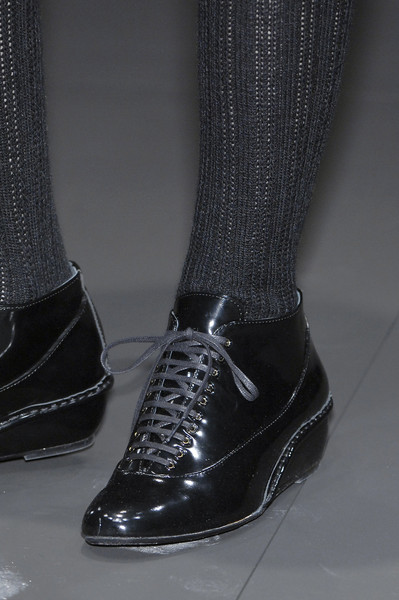Zucca at Paris Fall 2007 (Details)
