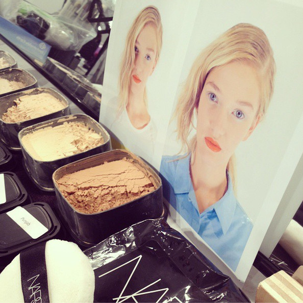 #FF - 5 Beauty Brands With Amazing NYFW Behind-the-Scenes Instagrams