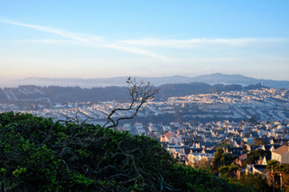 To View: Bernal Heights Park