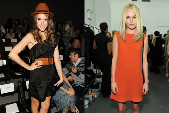 Louise Roe Would Trade Closets with Kate Bosworth