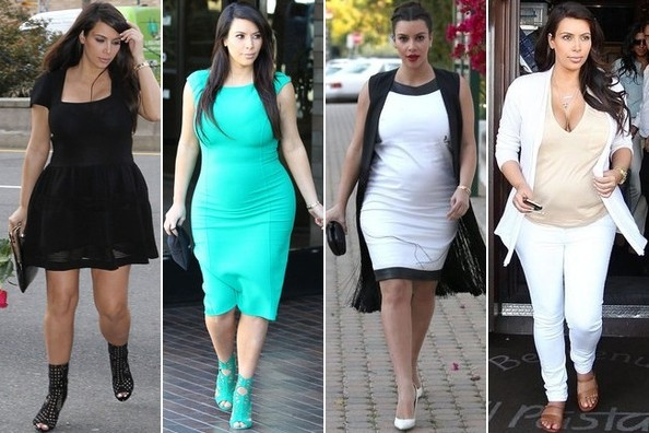 celebrity maternity clothes