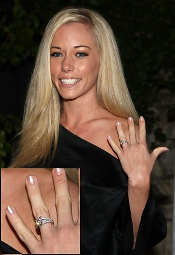 Kendra Wilkinson Celebrity Engagement Rings Stylebistro