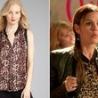 Rachel Bilson's Leopard Print Blouse on 'Hart of Dixie'