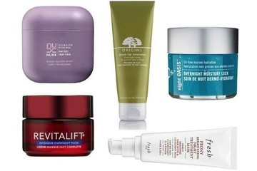 10 Overnight Face Masks To Try