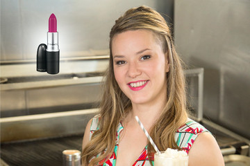 You Complete Me: Nadia Giosia's Lick-Proof Lipstick