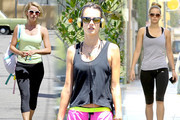 15 Celebrity Fitness Routines
