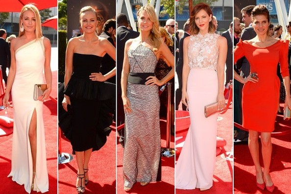 Best Dressed at the 2013 Creative Arts Emmy Awards