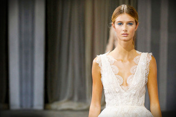 Designer Wedding Dresses from Fashion Month