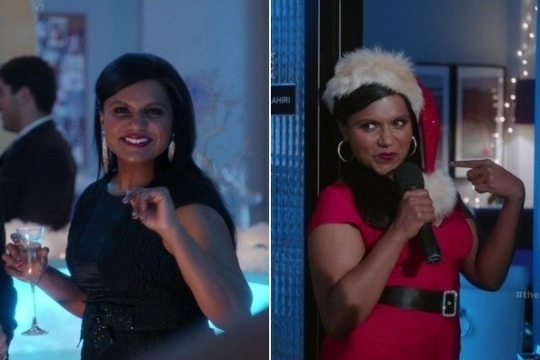 Mindy Kaling in 'The Mindy Project'