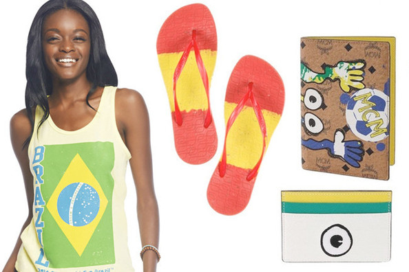 World Cup 2014–Inspired Fashion