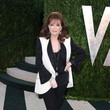 Jackie Collins at the Vanity Fair Oscars Party 2013