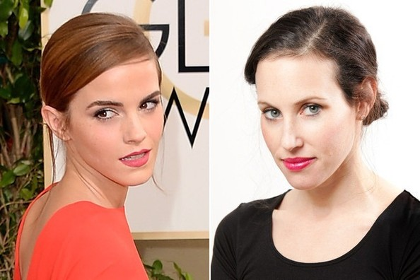 Get the Red Carpet Hair Look: Emma Watson