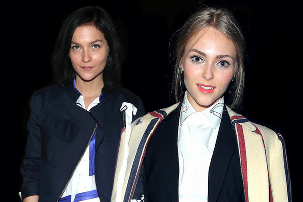 The Best Front Row Fashions at New York Fashion Week Fall 2015