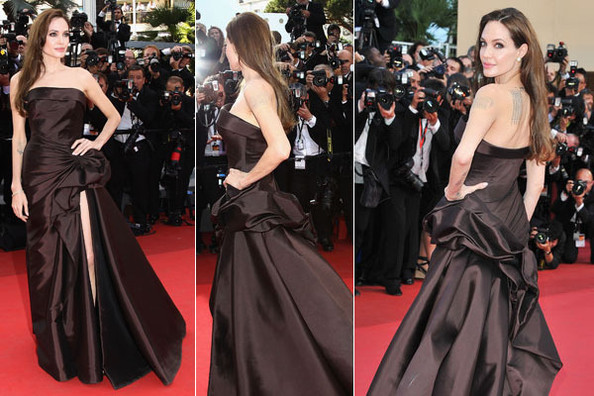 Look of the Day: Angelina Jolie in Atelier Versace