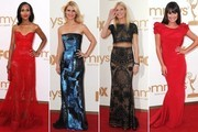 The Best and Worst Dressed at the Emmy Awards 2011