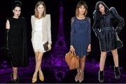 Fashion's Fiercest Trendsetters at Paris Fashion Week
