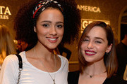 Emilia Clarke Defended Nathalie Emmanuel From Sexist Comment About Costume