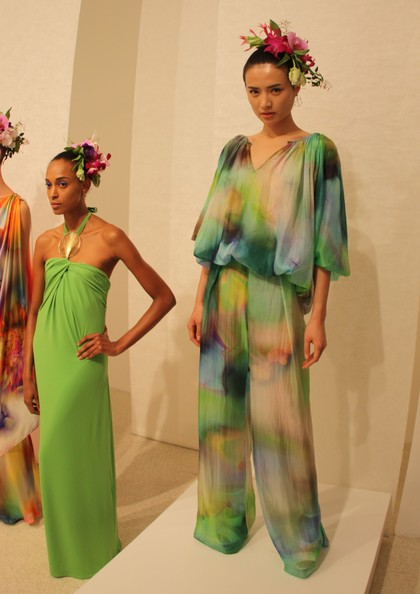 Josie Natori's Spring 2013 Collection