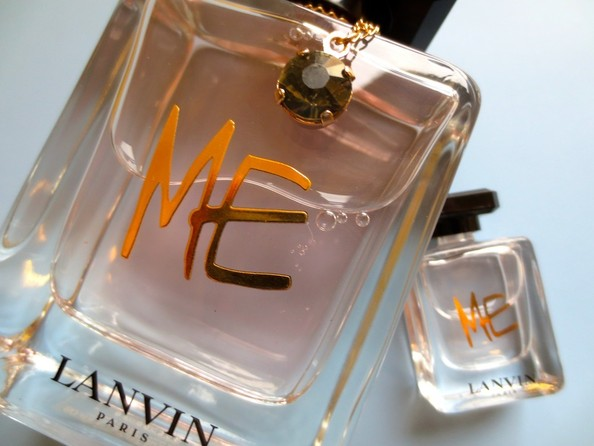 Unboxing Lanvin's Newest Fragrance, 'Me'