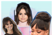 The Best Celebrity Bangs You'll Want to Copy