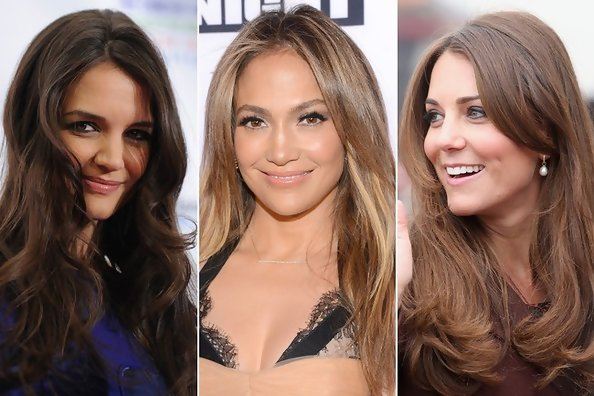The Most Beautiful Hair Color Ideas For Brunettes