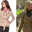 Emily Maynard's Trench on 'The Bachelorette'