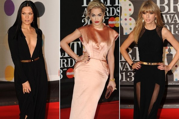 The Best & Worst Dressed at the 2013 Brit Awards