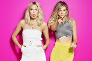 Familiar Faces on 'Barely Famous'