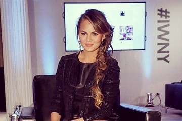 Get the Look: Chrissy Teigen's 'Frozen' Braid