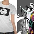 A Jack Skellington Shirt From 'A Nightmare Before Christmas'