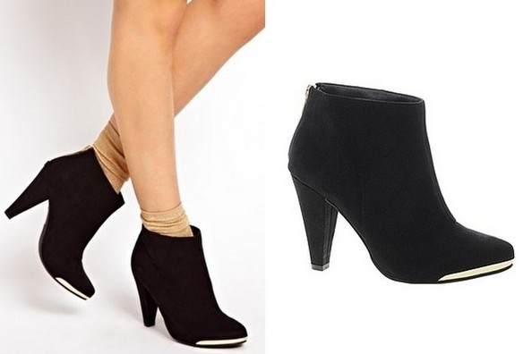 Cute Black Ankle Boots Pictures to Pin on Pinterest - PinsDaddy