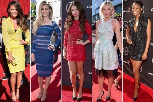The Best Dressed at the ESPY Awards 2013