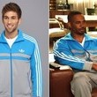 Damon Wayans Jr.'s Blue and Gray Track Jacket on 'New Girl'
