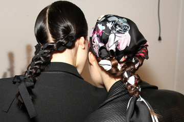 Cool Hair Alert: You've Got To See This Runway-Ready Braid
