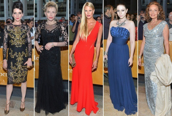 Best Dressed at the Metropolitan Opera 2012 Opening Night