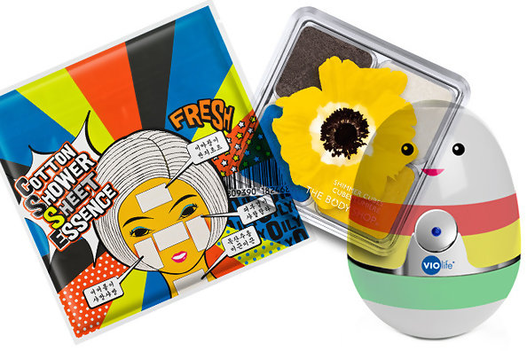 Beauty Products with Adorable Packaging