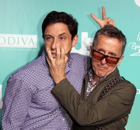 Simon Doonan & Jonathan Adler Dish on Their Dream Vacations - Tokyo and San Francisco