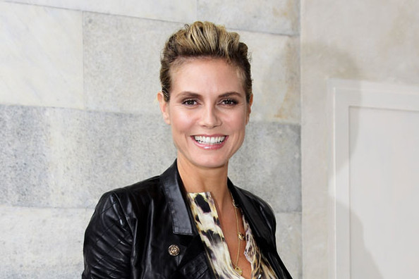 Heidi Klum Dishes on Her Gay Husband