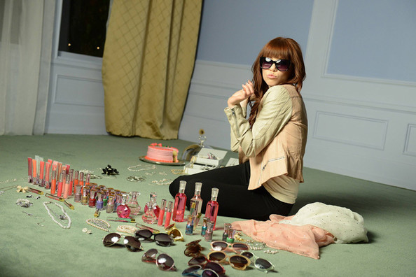 Behind the Scenes at Carly Rae Jepsen's Candie's Shoot