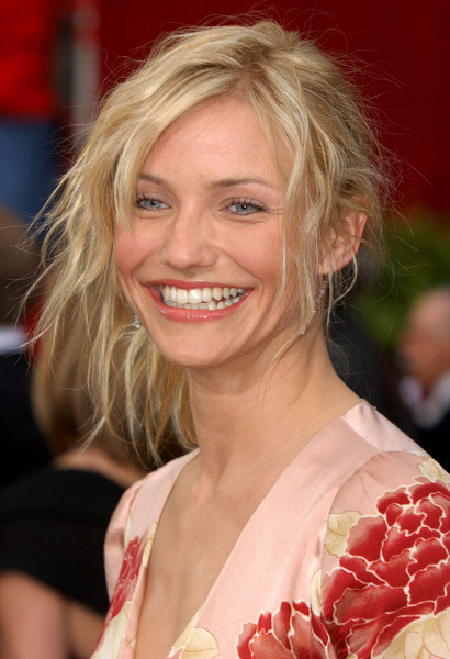 Cameron Diaz 2002 Oscars Hair Looks Through The Years