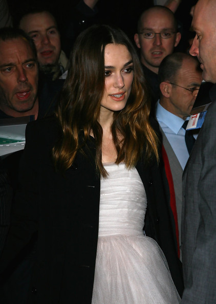 Did Keira Knightley Recycle Her Wedding Dress?