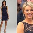 Ali Fedotowsky's Lace Dress on 'The Bachelorette'