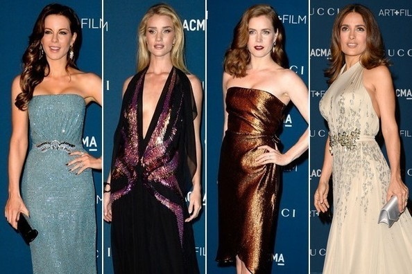 Best Dressed at the LACMA 2013 Art + Film Gala