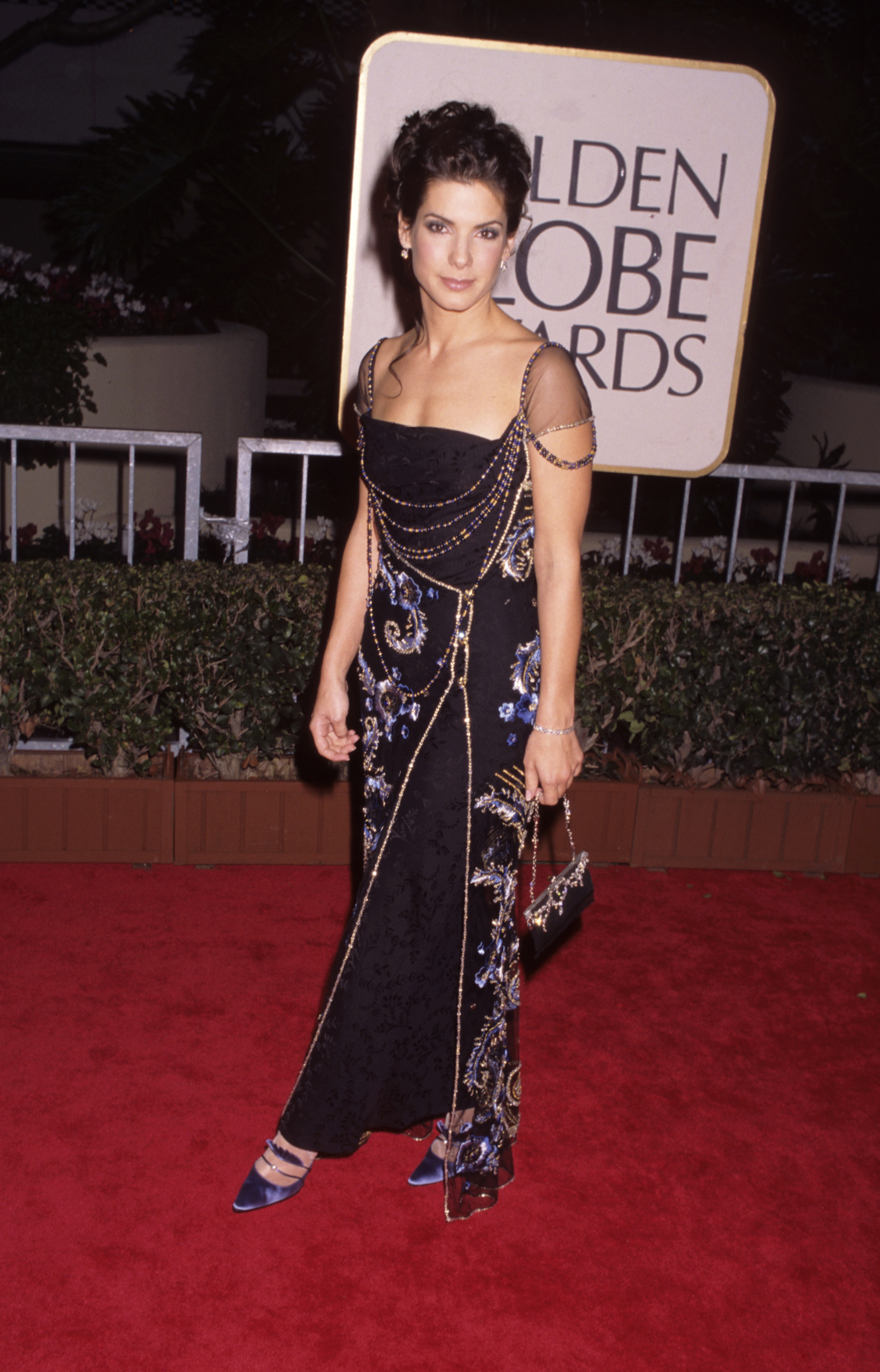 Sandra Bullock 1998 This Is What The Golden Globes