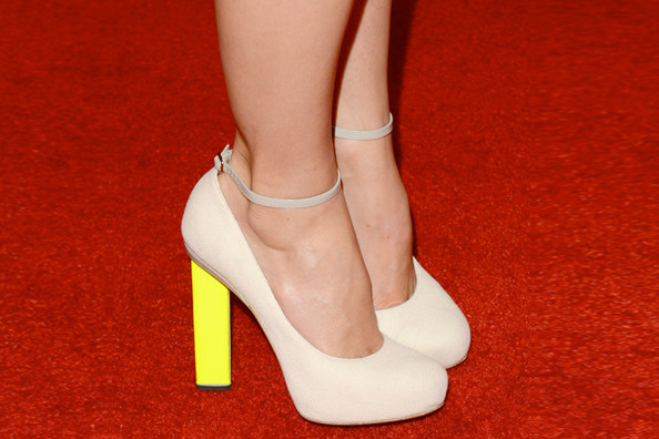 Can You Guess Who's Rocking These Hot Heels?