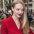 Loathe it! Not even Seyfried can pull off this odd lip color.