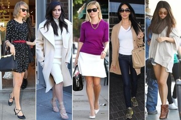 This Weekend's West Coast Street Style Was All About the Legs