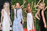 Best Dressed at the British Fashion Awards