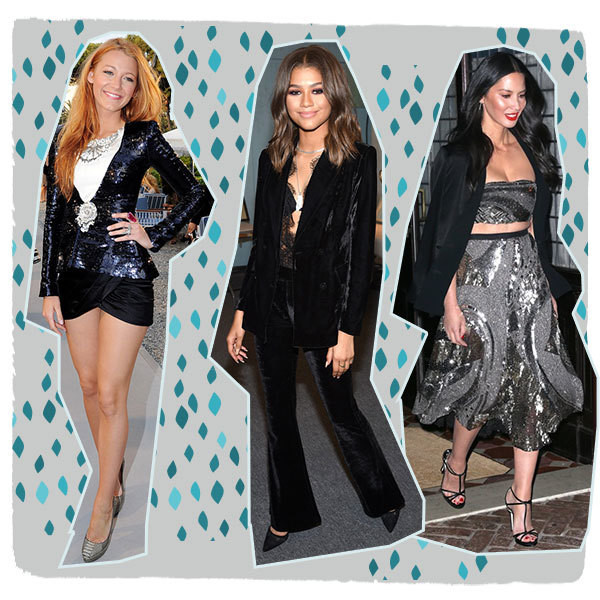Eye-Catching New Year's Eve Outfits We Love